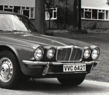 XJ6/Daimler Sovereign Serie 2