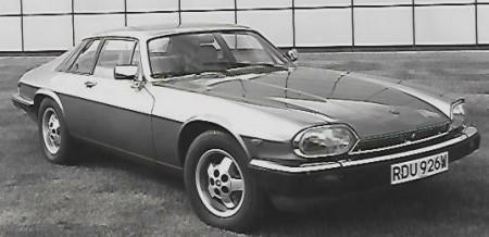 XJ-S HE V12 1981-1991